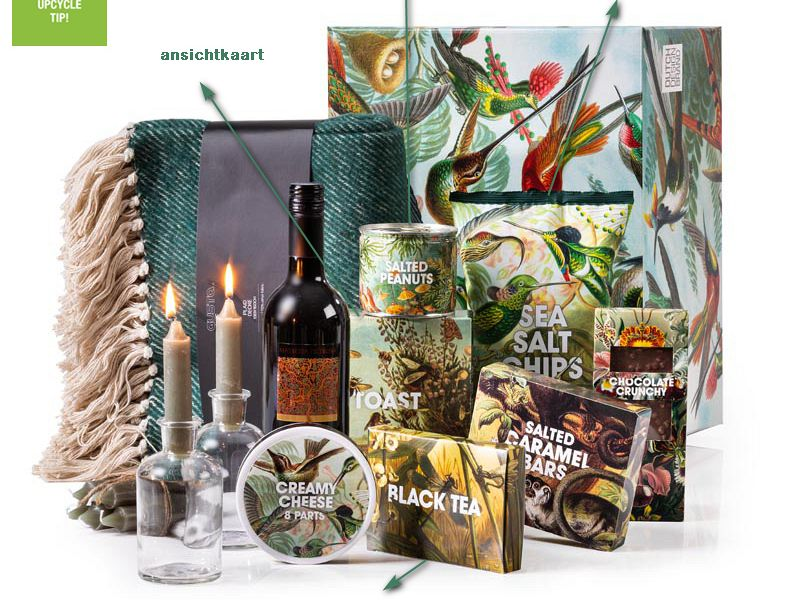 Artistic Nature box