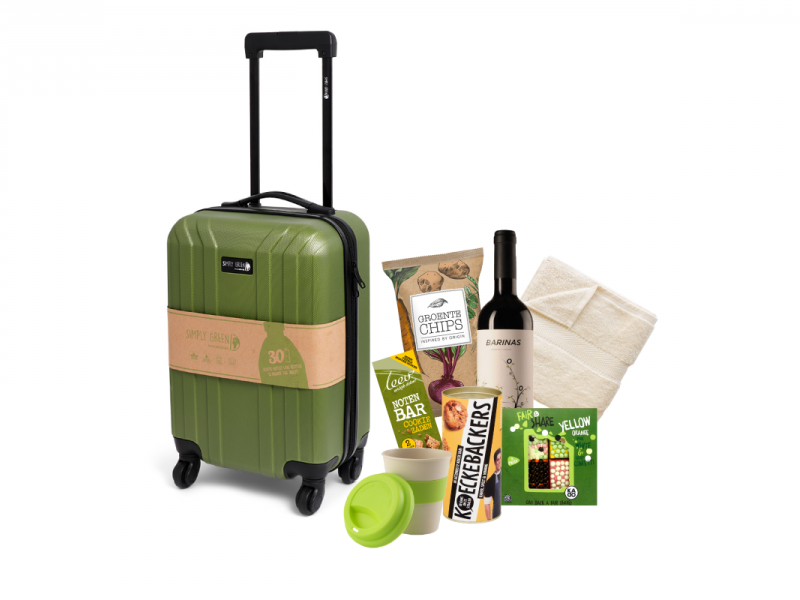 Green Travel box