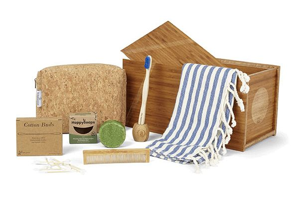 Bamboo wellnessbox